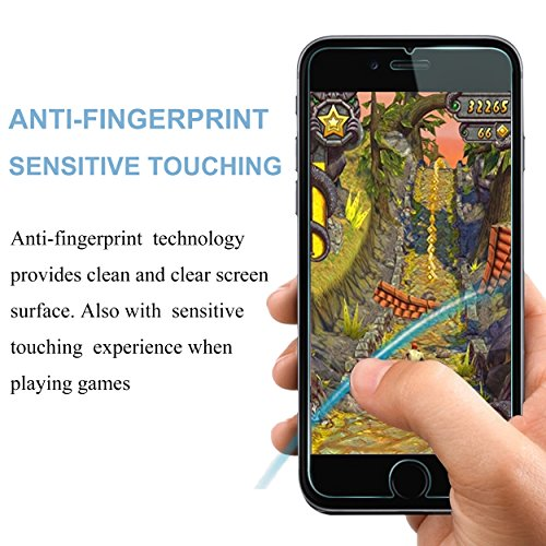 AILUN Screen Protector with 6 Glass,Anti-Scratch,Case Retail