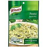 pasta sauce pesto - Knorr Pesto Pasta Sauce Mix, 0.5 Ounce