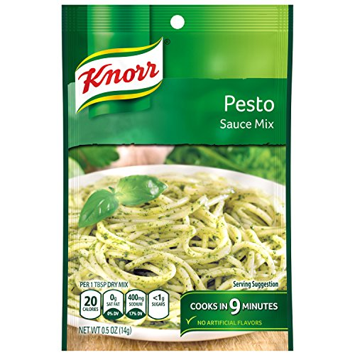 - Knorr Pesto Sauce Mix, 0.5 Ounce