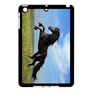 LZHCASE Diy Horse Phone Case For iPad Mini [Pattern-1]