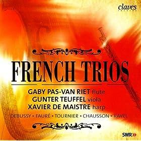 Amazon.com: Sonatine en Trio in F-sharp Minor for Flute