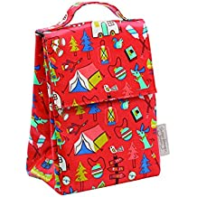 Sugarbooger Classic Lunch Sack, Happy Camper