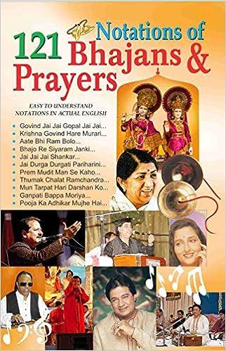 Amazon in: Buy Notation of 121 Bhajans & Prayers Book Online