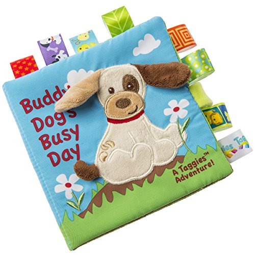 Taggies Buddy Dog Soft Book by Taggies