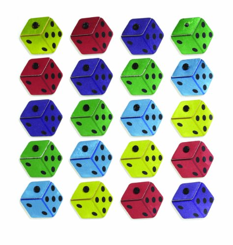 - Jolee's Boutique Repeats Dimensional Stickers, Dice