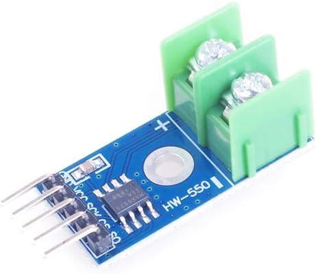 Angeek MAX6675 M/ódulo de sensor de temperatura para Arduino