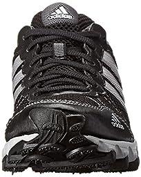 adidas Performance Men\'s Thrasher 1.1 M Trail Running Shoe, Core Black/Metallic/Silver/Light Onix, 12 M US