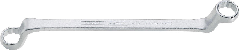 HAZET 630-16X17 Doppelringschl/üssel