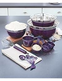 Favor 6-Pc. Mix 'n' Measure Set (Purple) dispense