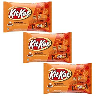 Limited Release Fall Kit Kat Pumpkin Pie Miniatures, 9.7 Oz (2)