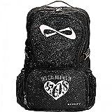 8 Count Dance Glitter Nfinity Bag: Nfinity Sparkle Backpack Bag