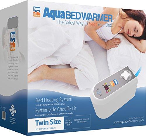 Aqua Bed Warmer Non Electric Heater Blanket Twin