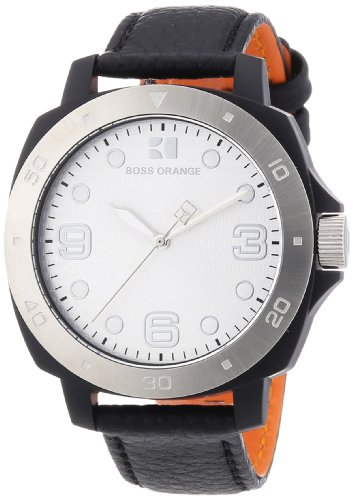 Hugo Boss Silver Dial Unisex Watch 1502289