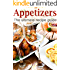 Appetizers :The Ultimate Recipe Guide - Over 150 Appetizing Recipes
