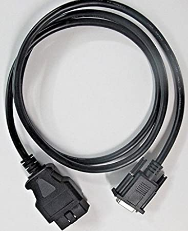 Data Cable Compatible with Autel MaxiScan MS509 OBD2 OBDII Scanner Code Reader