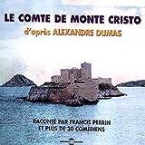 Le Comte De Monte Cristo d'Alexandre Dumas [CD + Book]