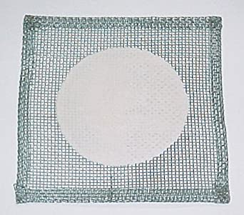 SEOH Wire Gauze Squares Ceramic Center 5X5 (Pack of 3): Science ...