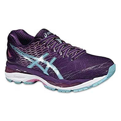 Asics Amazon Chaussures 18 Running 36 Nimbus Femme Gel Violet 77q4wr8