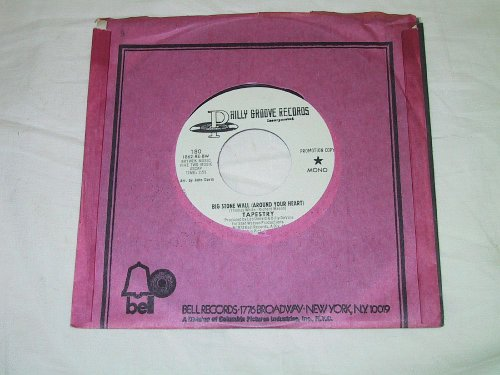Price comparison product image Big Stone Wall (Around Your Heart) - DJ m / s [7-inch 45rpm record]