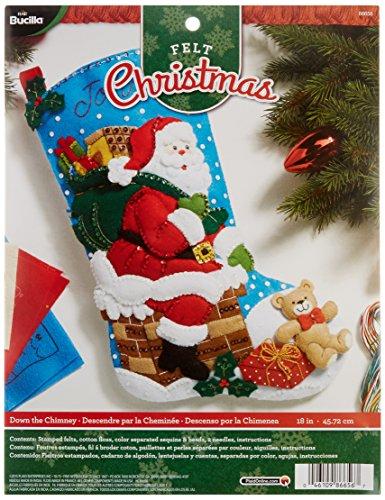 bucilla-18-inch-christmas-stocking-felt-applique-kit-86656-down-the-chimney