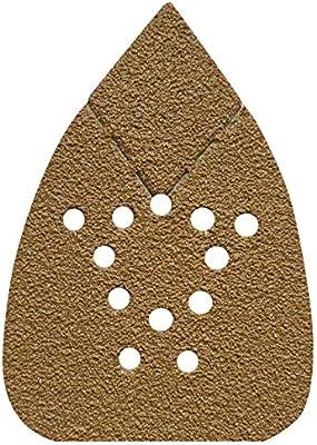 Black /& Decker BDAMX Mouse Assorted Sandpaper 12-Pack