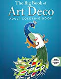 img - for The Big Book of Art Deco Adult Coloring Book book / textbook / text book