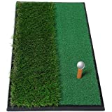 "Golf Putting Mat 12""x24"", OUTAD Outdoor/Indoor Training Equipment Aid Golf Practice Mat"