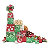 Wine Country Gift Baskets Tis The Season Chocolate Gifts, 2 lb