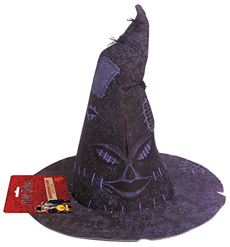 Sorting Hat Costume (UHC Harry Potter Sorting Hat Movie Theme Child Halloween Costume Accessory)