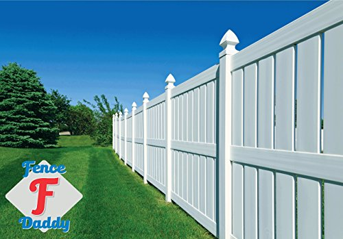 Vinyl Fence Post Repair Kit Alternative To Replacement