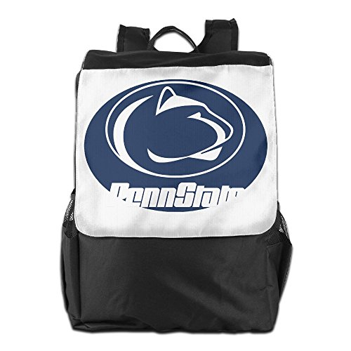 YUVIA Penn State University Men's&Women's Sports Hiking Outdoor Students School Gym Workout Travel Journey Business Trip Travelling Bag