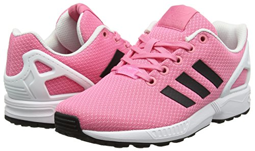 Flux Sneakers Zx ftwr Mixte core Rose Basses Enfant easy White Adidas Black Pink Aa5Sdxnx