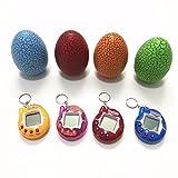 1pc Tamagotchi Connection Electronic Pets Toys Surprise Egg Finger Pocket Kids Gift
