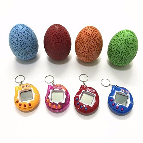 (1Pc Design Tamagotchi Electronic Pets Toys Dinosaur Egg Kids Christmas Gift USA)