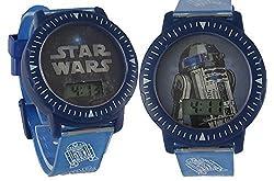Star Wars Kid's R2D2 Lenticular Dial Watch RTD3219