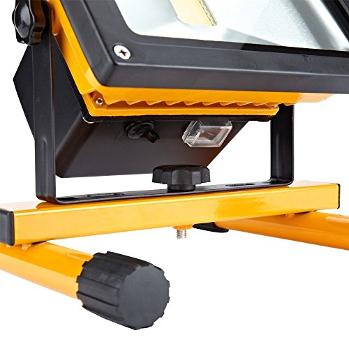 Portable Outdoor 5w Led Rechargeable Work Garage Flood: Flood Light,Goodee 10w Portable Cordless LED Rechargeable