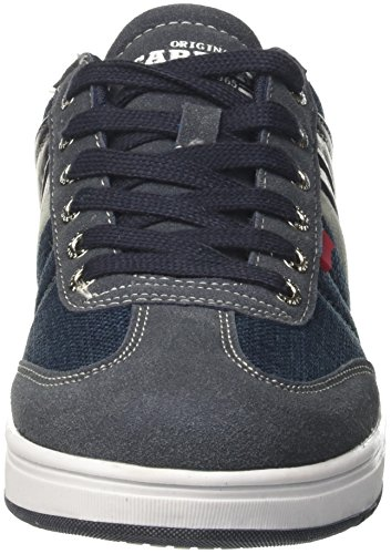 Mix Flag Homme Bleu Ciment Herbert Carrera Baskets 02 axqg5Z5