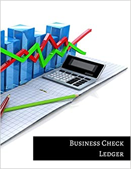 business check ledger insignia accounts 9781521113028 amazon com