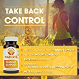 Thyroid Support Complex With Iodine For Energy