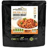 Natural Performance Meals 350g Peri Peri Style Chicken Breast
