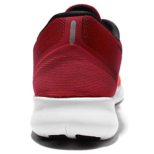 Free Crimson de Gym Total Entrainement White Femme Red Chaussures Nike Running Run Black aqwx8adS