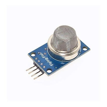 MQ-5 Detector de Sensor de Gas Natural de metano MQ-5 Detector electrónico