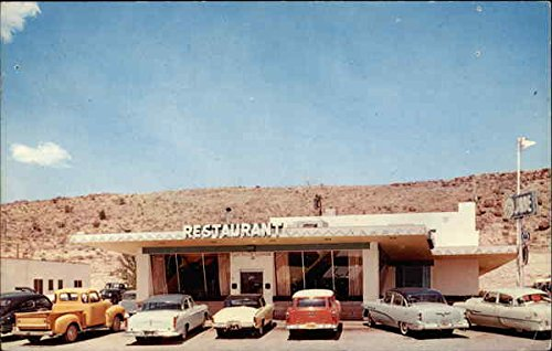 (Jade Restaurant and Cocktail Lounge Kingman, Arizona Original Vintage Postcard )