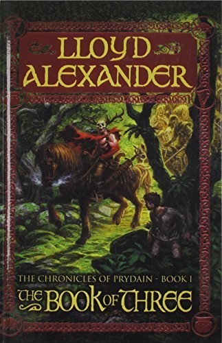 The Book of Three by Alexander, Lloyd (2006) Hardcover ebook