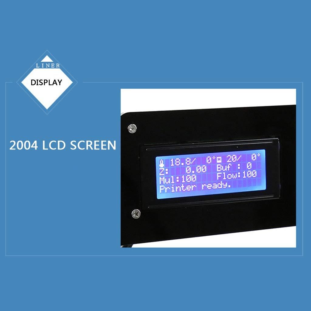 Impresora 3D Casera, Tamaño De Impresión 220 * 220 * 240 Mm ...