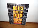 img - for Notes from the pop underground book / textbook / text book