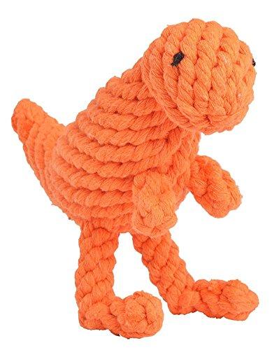 PUPTECK Cotton Durable Medium Dinosaur