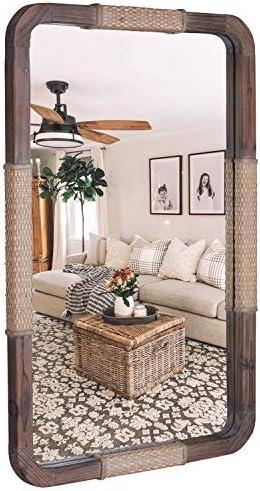 Geloo Full Length Standing Wall Mirror