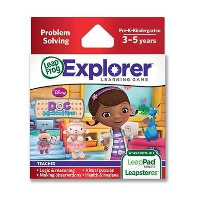 Brand New Leapfrog Enterprises Explorer Doc Mcstuffins