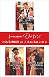 harlequin desire november 2017 box set 2 of 2 twins for the billionaireexpecting a lone star heirtwelve nights of temptation